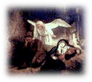 Rembrandt Joseph Dream