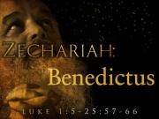 Zechariah Benedictus