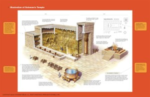 Temple Cutout