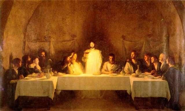 The Last Supper - Bouveret