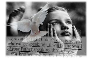 Spirit Speaking