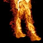 fire torso