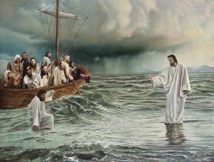jesus-walking-on-water-benjamin-mcpherson