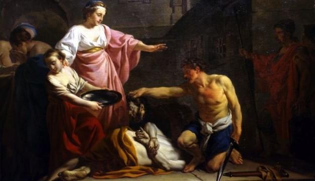 John Baptist death - Pierre