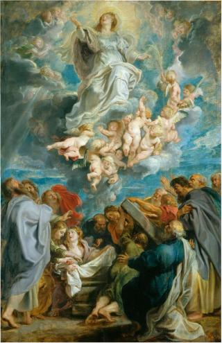 Mary-Assumption-Rubens