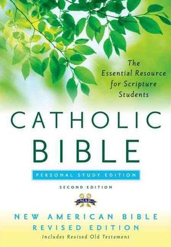NAB Study Bible