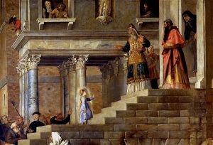 Mary Presentation