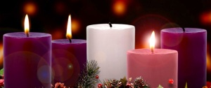 third sunday advent candles