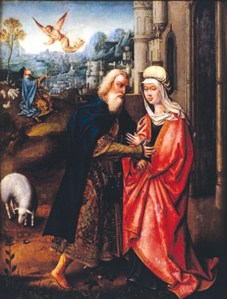 Sts. Anne and Joachim