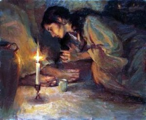 Mary Anointing Jesus
